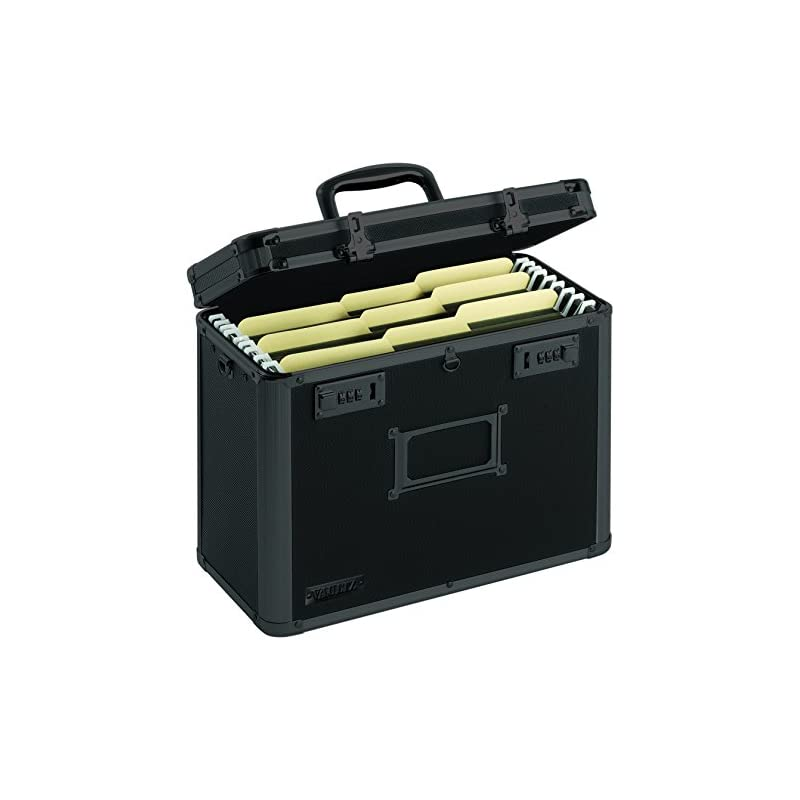 Vaultz Locking Personal File Tote for Le