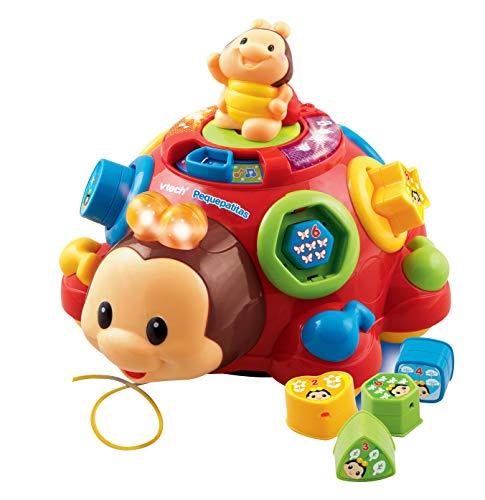Vtech Infantil-pequepatitas, Toy for Baby red -  80-111222