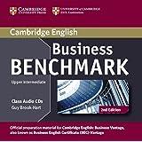 Business Benchmark Upper Intermediate Business Vantage Class Audio CDs (2)