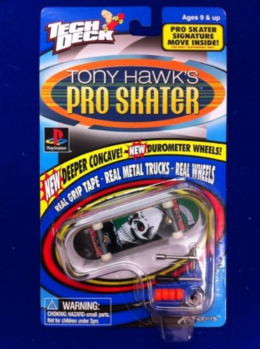 Tech Deck Tony Hawk Pro Skater Birdhouse Andrew Reynolds Fingerboard