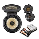 Precision Power P.65C2 300w Max 6.5'' Power Class 2-Way Component Car Speakers