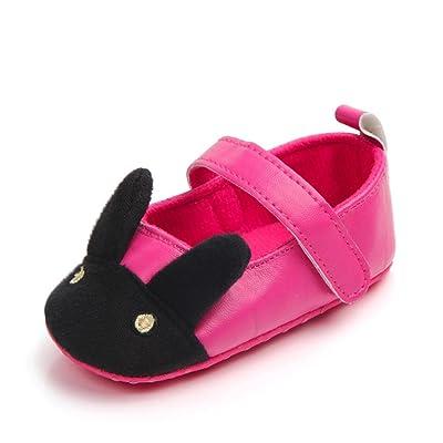 Bébé Sneaker Animé Qinmm Dessin Ballerines OreillNouveau Lapin 0O8Nyvmnw