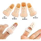 New Plastic Mallet DIP Finger Support Brace Splint Joint Protection Injury