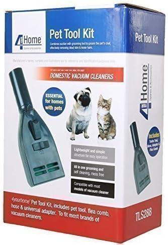 4YourHome - Kit de herramientas de aseo para mascotas para aspiradoras Vax – esencial para los propietarios de mascotas: Amazon.es: Hogar