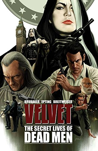 Velvet, Vol. 2: The Secret Lives of Dead Men