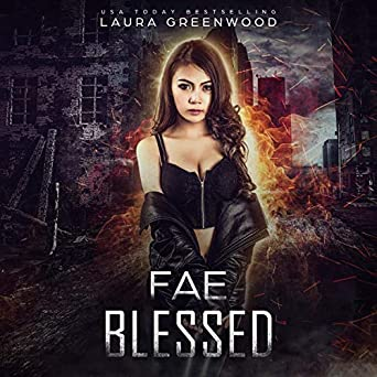 Fae Blessed Reverse Harem Laura Greenwood