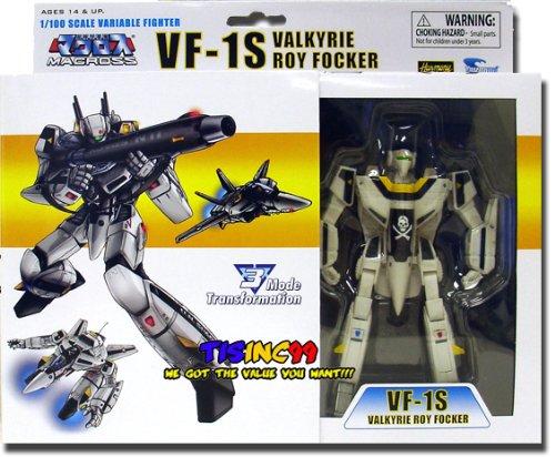Macross Series 1 VF-1S Valkyrie Roy Focker 1/100 ()