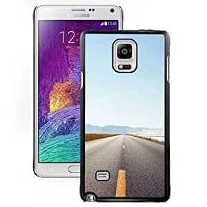 New Fashionable Designed For Samsung Galaxy Note 4 N910A N910T N910P N910V N910R4 Phone Case With Interstate Highway Phone Case Cover