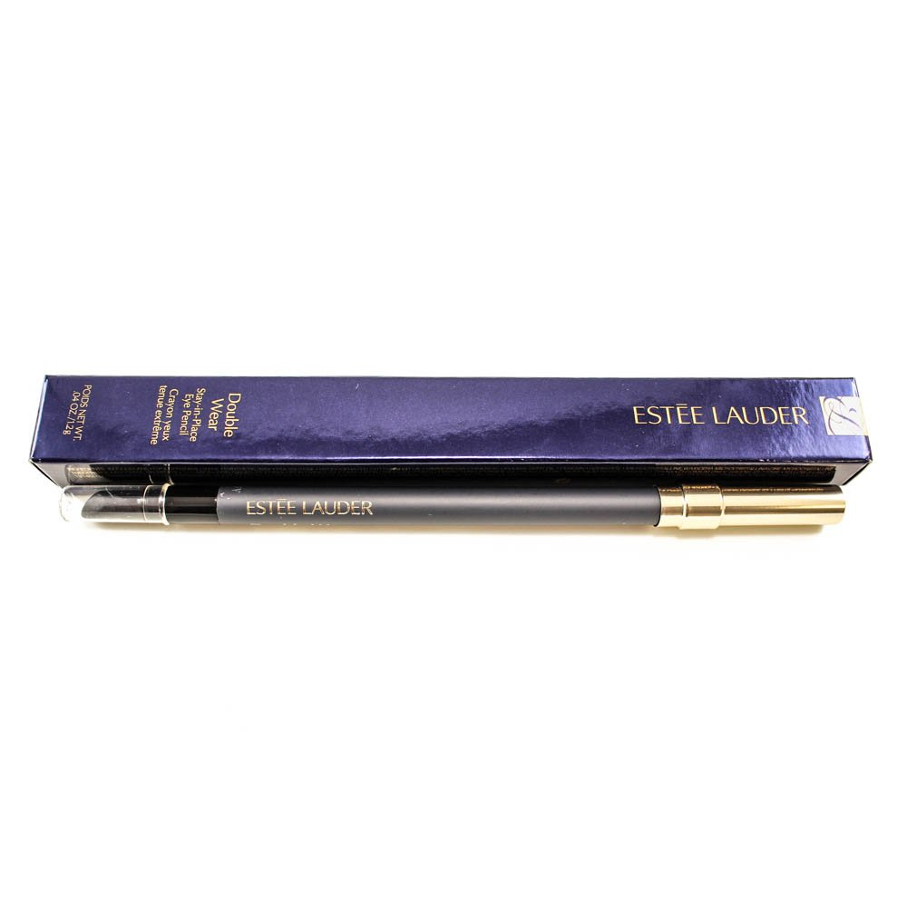 Estee Lauder Double Wear Stay-in Place Eye Pencil 03 Smoke for Women, 0.04 fl. Oz. 0887167031272 YLJA030000_-1.2gr