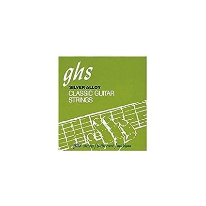 GHS T-5S - Quinta cuerda para guitarra clásica: Amazon.es: Instrumentos musicales