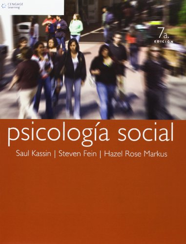 Psicologia Social (Spanish Edition)