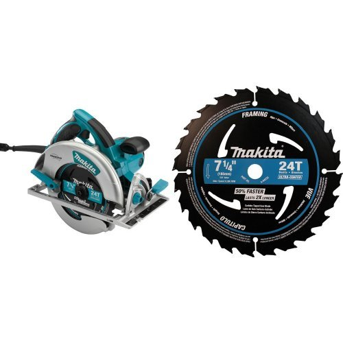 Makita Electric Brake - Makita 5007MGA Magnesium 7-1/4-Inch Circular Saw with Electric Brake with A-94530-10 7-1/4