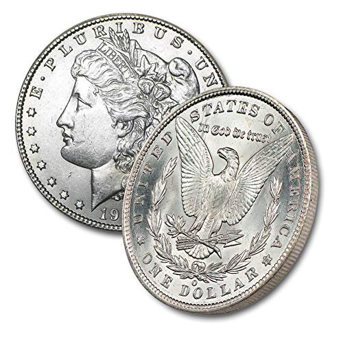 1901 O Morgan Silver Dollar $1 Brilliant -