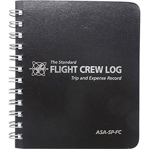 ASA Black Flight Crew Logbook
