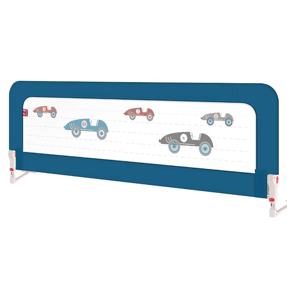 ベッドフェンス エキストラトールベッドレール、折りたたみ式ベッドガード、ベッドサイドのハンドレールはキング/クイーンにフィット、長さ150cm   B07MFWQ6GR