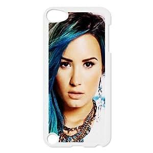 R2C16 Demi Lovato Y0S8BA funda iPod Touch 5 funda la cubierta del caso IG1SJU2UC blanco