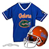 Franklin Sports NCAA Florida Gators Helmet and Jersey Set