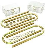 "Superior 13-1040 3"" Universal Lift/Lowering Blocks-Complete Kit-Round U-bolts"
