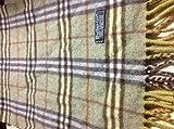 BurberryScarf 100% Cashmere