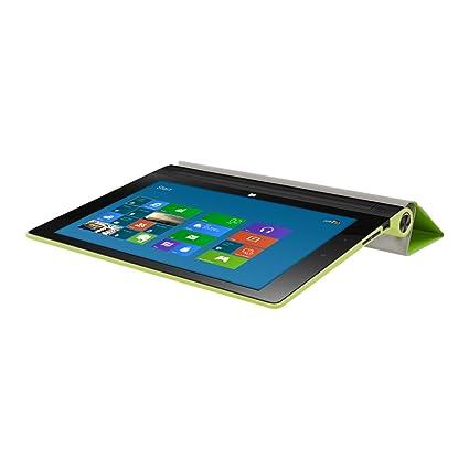 kwmobile Funda para Lenovo Yoga Tablet 2 10 1050 - Smart ...