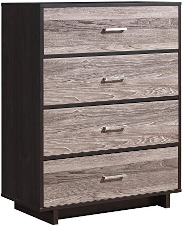 Ameriwood Home Colebrook 4 Drawer Dresser