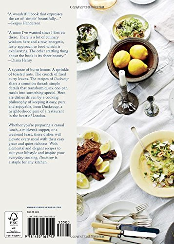 Ducksoup the wisdom of simple cooking clare lattin tom hill ducksoup the wisdom of simple cooking clare lattin tom hill 9781452161792 books amazon forumfinder Gallery
