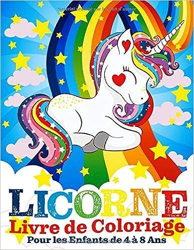 Pdf Licorne Livre De Coloriage Pour Les Enfants De 4 A 8 Ans Telecharger Gratuit France Version Livre Kindle Gratuit