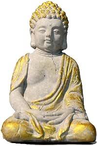 LLKOZZ Offering Buddha Statues, Home Decoration Statues, Religious Items, Home Decoration, 7×11cm