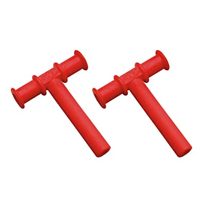 Chewy Tubes - Red (2 Count) : Baby