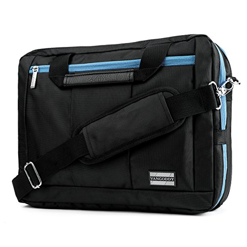 VanGoddy El Prado 3-in-1 Messenger + Backpack