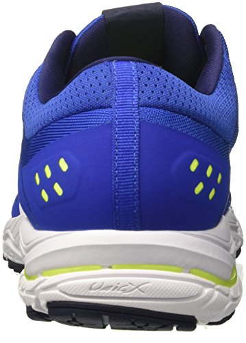 Running safetyyellow Scarpe classicblue Wave Stream Blu white Uomo Da Mizuno 7a1HPA