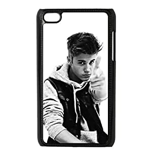 YUAHS(TM) Unique Phone Case for Ipod Touch 4 with Justin Bieber YAS058562