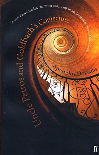 Uncle Petros and Goldbach's Conjecture by Apostolos Doxiadis (2001-03-05)