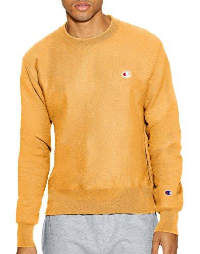 Champion Life Men's Reverse Weave Sweatshirt 3XL Team Gold ()