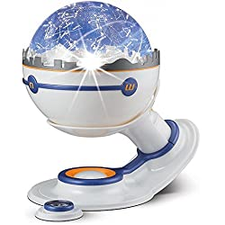 Uncle Milton In My Room Star Planetarium Tabletop Light Projector With Night Light