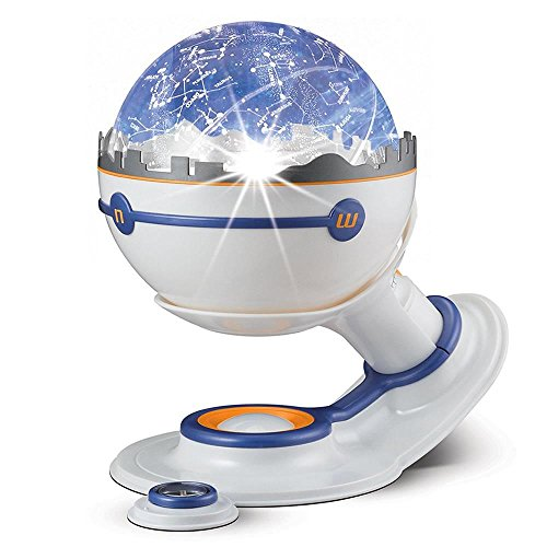 Uncle Milton In My Room Star Planetarium Tabletop Light Projector With Night Light (Portable Planetarium)