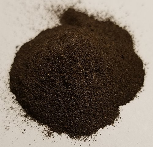Black Walnut Hull Powder Premium 16 Ounces (1 Pound) 100% Pure All Natural Organic Herbs and Spices By: Freckles International