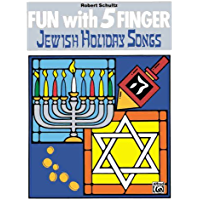 Fun with 5 Finger / Jewish Holiday Songs book cover