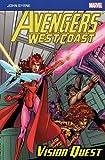 Avengers West Coast: Vision Quest (Marvel Pocketbooks)