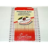Sew-Easy Quilters Patchwork Ruler Square 60cm x 16cm
