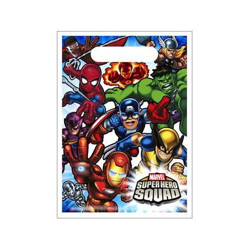 Marvel Super Hero Squad Treat Sacks