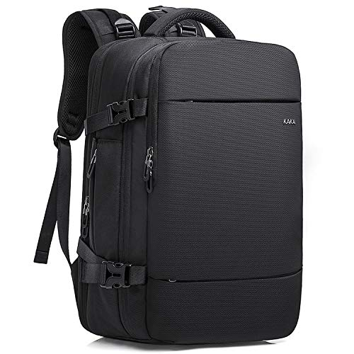 Travel Carry-On Backpack 30L,Flight Approved Business Weekender Backpack,fit 15.6 inch Laptop Rucksack Daypack (The Best Carry On Luggage For Business Travelers)
