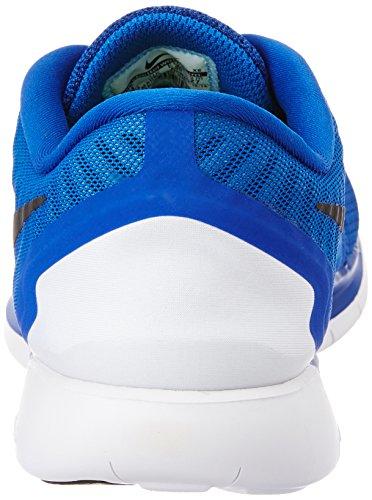 Nike Herren Free 5.0 Laufschuh Royal / Neo Türkis / Licht Retro / Schwarz