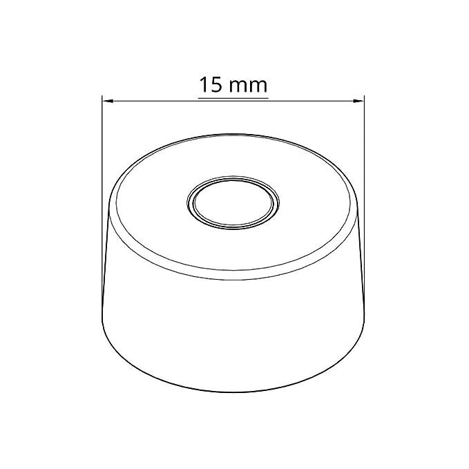 Líquido de lata (4 unidades, en bolsa de polietileno, diámetro ...