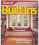 Built-Ins, Sunset Books Staff and Jeanne Huber, 0376011173