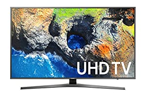 Samsung Electronics UN40MU7000 40-Inch 4K Ultra HD Smart LED TV (2017 Model)