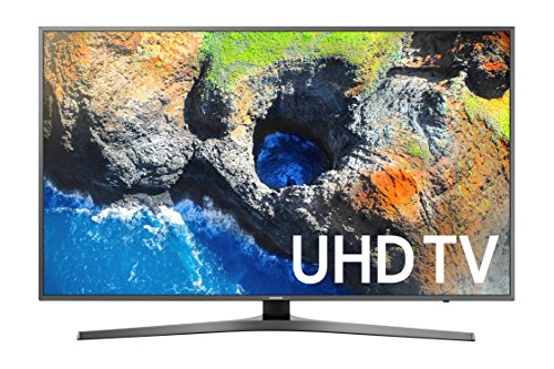 Samsung Electronics UN55MU7000 55-Inch 4K Ultra HD Smart LED TV (2017 Model)