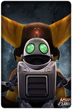 Ipad Air Protective Case Game Ratchet Clank Future Tools Of