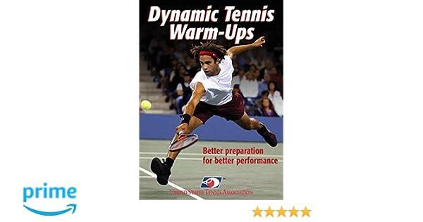 Amazon.com: Dynamic Tennis Warm-Ups DVD: United States Tennis Association: Movies & TV