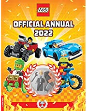 LEGO®: Official Annual 2022 (with Tread Octane minifigure)